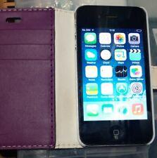 Apple iPhone 4s 16GB Black mint condition
