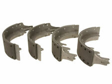 For 1975-1977 GMC G35 Brake Shoe Set Rear AC Delco 41487HF 1976
