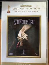 Schindlers Liste - 2 Disc Oscar® Edition (2011)