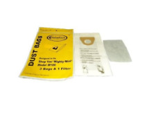 Shop Vac Vacuum Cleaner Bags 90106-00 Mighty Mini 831SW 3pk w/ Filter EnviroCare