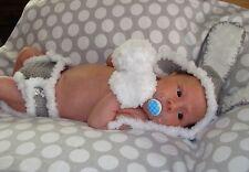 newborn photo props costume little bunny