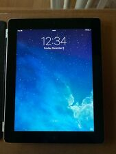 Apple iPad 3rd Gen 64 GB, Wi-Fi + (AT&T), 9.7in - MD368LL/A Black - Used