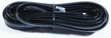 NCE 214 RJ12-12 12 Foot DCC Cab Bus Cable for NCE UTP Panels   MODELRRSUPPLY-com