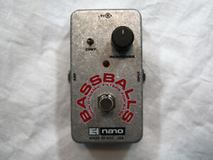 Used Electro-Harmonix EHX Bassballs Twin Dynamic Envelope Filter Effects Pedal