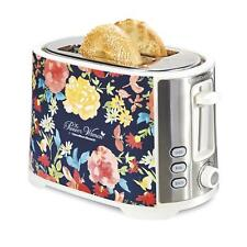 Extra-Wide Slot 2 Slice Toaster Fiona Floral The Pioneer Woman | Model# 22638