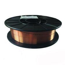 """10 lb Roll Er70S-6 .023"""" .030"""" .035"""" .045"""" Mild Steel Mig Welding Wire"""