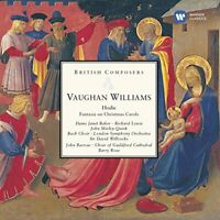 alph Vaughan Williams - Vaughan Williams Fantasia On Christmas Carols Hodie [CD]