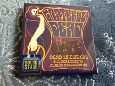GRATEFUL DEAD.  3 CD BOX SET LIVE IN THE 60S FILMORE WEST 66 NEW AND SEALED. H1