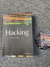 Buch Fachbuch Jon Erickson Hacking Die Kunst des Exploits mit CD Neupreis ? 46