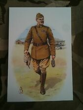 Military Postcard Royal Flying Corps Sopworth c1917 by Alix Baker