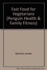 Fast Food for Vegetarians (Penguin Health & Family Fitness),Janette Marshall