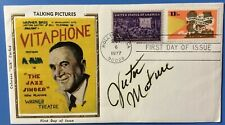 More details for victor mature, actor, stage, film & tv signed 6.10.1977 usa talking pictures fdc