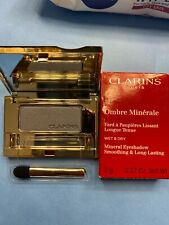 Clarins Ombre Minerale Eyeshadow 10 Slate Blue 2g