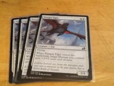 Magic The Gathering Ikoria x4 Patagia Tiger!
