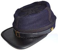 American Civil War ACW US Union Lt Colonel Officers Kepi Hat Cap Medium 56/57cms