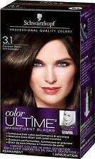 Schwarzkopf Color ULTÎME Permanent Hair Color, # 3.1 Espresso Black