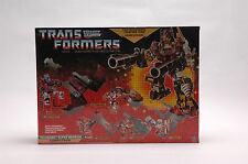 SUPER WARRIOR COMPUTRON computron Transformers G1