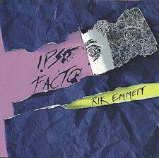 Ipso facto (1992) Rik Emmett  CD