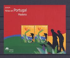 MADEIRA, EUROPA CEPT 2004, HOLIDAYS THEME S/S, MNH
