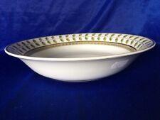"""Beautiful Limoges Bernardaud 'Constance' Large 9"""" Salad Bowl"""