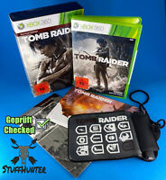 Tomb Raider - Survival Edition - Xbox 360 - Geprüft - USK18 * Gut
