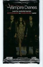 Vampire diaries season 3, trading card pack