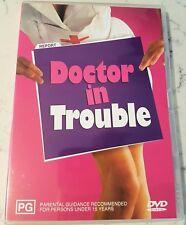 Doctor in Trouble (DVD, 2005) New Region 4
