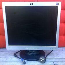 """HP Computer Monitor LCD Monitor 17"""""""
