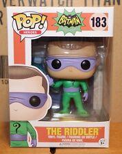 Funko POP Batman The Riddler!!! In Hand & Ready to Ship!!!