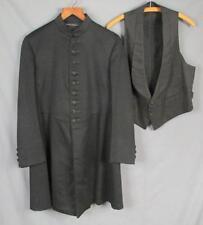 Abbigliamento e accessori vintage vittoriani 100% Lana da Stati Uniti