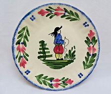 "Blue Ridge USA Pottery Plate 8 1/2""  rb431"