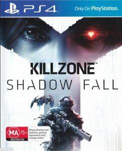 PS4 - KILLZONE : SHADOW FALL ...DISC LIKE NEW   V1