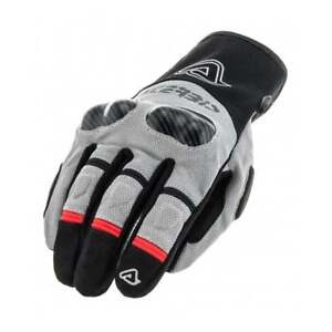 Acerbis Adults Carbon G 3.0 Dual Sport Adventure Enduro Motor Bike Gloves