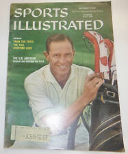 Sports Illustrated Magazine Charlie Coe September 1959 WITH ML 082314R