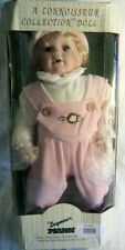 A Connoisseur Collection Doll SEYMOUR MANN DOLL Plus Doll Stand & Box