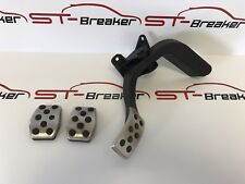 Genuine Ford Focus ST170 RHD Pedals, Set - Used