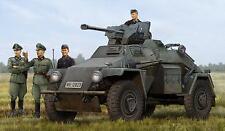 Hobby Boss 1/35 le. pz. SP. WG (Sd.Kfz.221) Verano Luz Panzerspahwagen-Late # 83814
