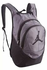 Nike Air Jordan Backpack Laptop Sleeve Jump Man Logo Graphite 9A1414-783
