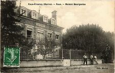CPA Faux-Fresnay - Maison Bourgeoise (364067)