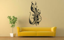 Wall Vinyl Sticker Decals Mural Room Design Art Octopus Fish Modern Decor bo653