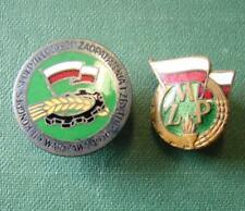 PL Abzeichen - Polen - MZP - Landwirtschaft - 1956 - emailliert