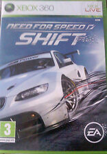 "JEU XBOX 360 ""NEED FOR SPEED SHIFT"" - VF - NEUF SOUS BLISTER"