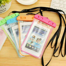 Universal Waterproof Underwater Phone Case Pouch Cover Dry Bag For All Phones