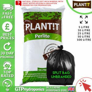Plantit Perlite 5L / 10L / 25L / 50L / 100L Litre - Decanted Plant!t