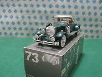 Vintage -  ROLLS-ROYCE 1931   -  1/43  Rio n°73  Mint Box