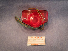 NOS Taillight Assembly For Honda CB/CL175K3  33701-307-670