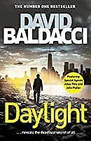 Daylight - David Baldacci - Large Paperback SAVE 25% Bulk Book Discount