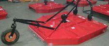 6' Rotary Mower- Model 6RCM / Brush Cutter / Rough Cut / Bush Hog / PTO Driven