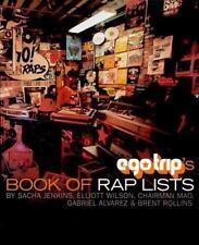Egotrip's Book of Rap Lists (Paperback or Softback)