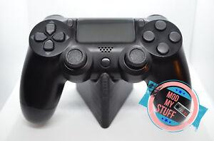 Ps4 Controller Button Pro/Slim, Set,Schwarz,Tasten, Knöpfe, passend für Pro/Slim